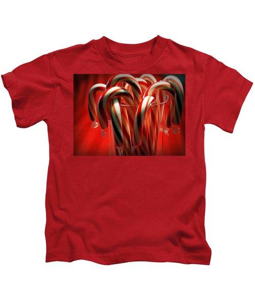Peppermint Jumble Kids T-Shirt