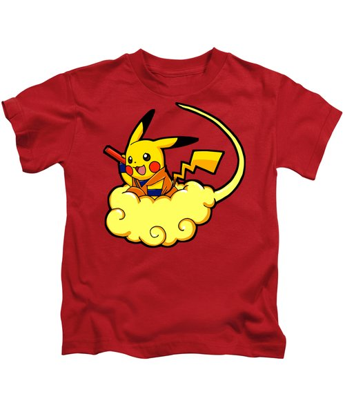 Pikagoku Kids T-Shirt