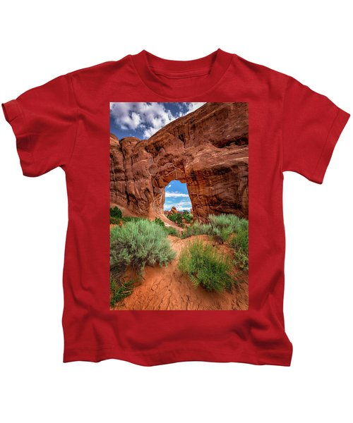 Pinetree Arch Kids T-Shirt