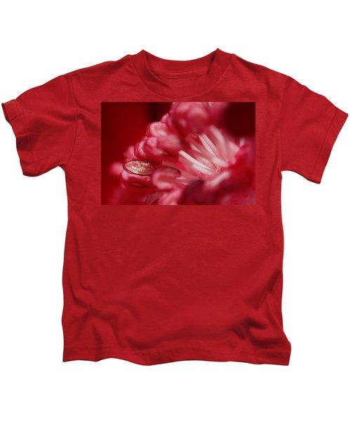 Pink Delight Kids T-Shirt