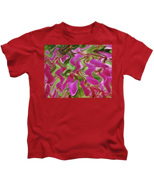 Pink Party Kids T-Shirt