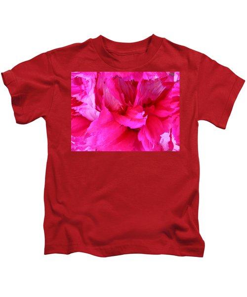 Pink Splash Kids T-Shirt