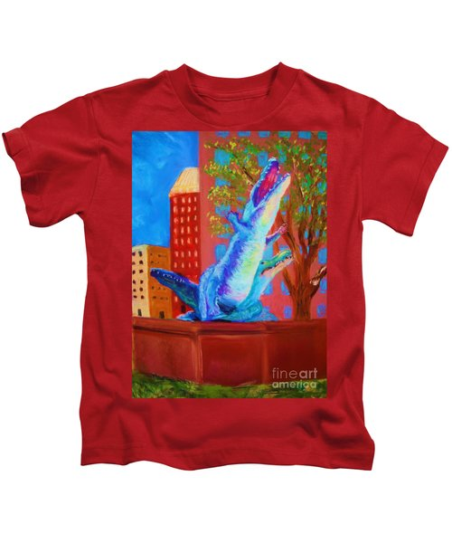 Plaza Kids T-Shirt