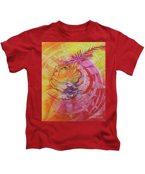 Polynesian Warrior Kids T-Shirt