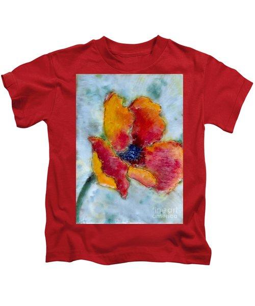 Poppy Smile Kids T-Shirt