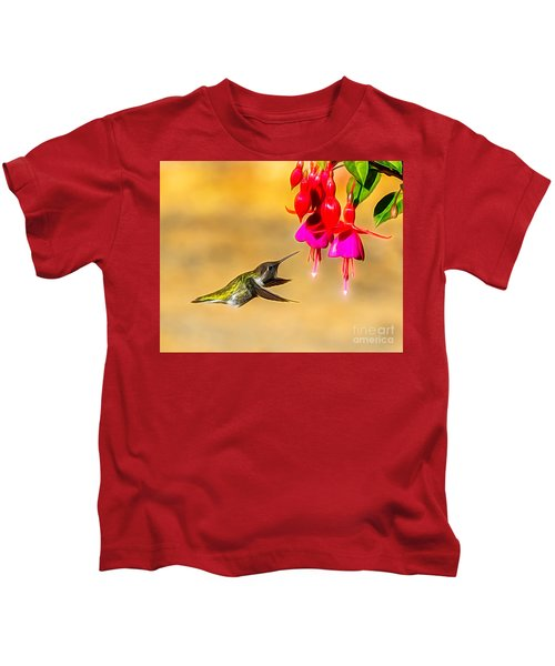 Pretty Anna Kids T-Shirt