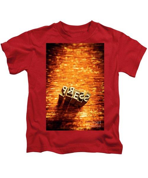 Print Media  Kids T-Shirt