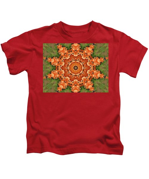 Pumpkins Galore Kids T-Shirt