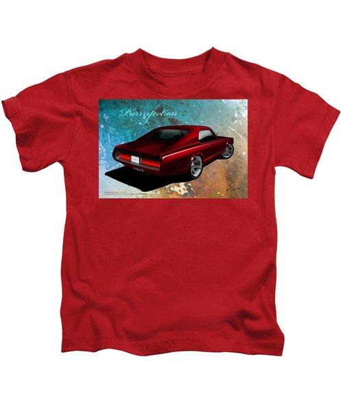 Purrrrfection Kids T-Shirt