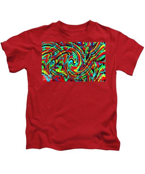 Quintet For Coloured Paint. H A Kids T-Shirt