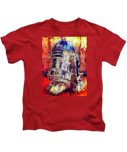 R2 - D2 Kids T-Shirt