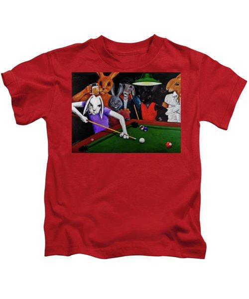 Rabbit Games Kids T-Shirt