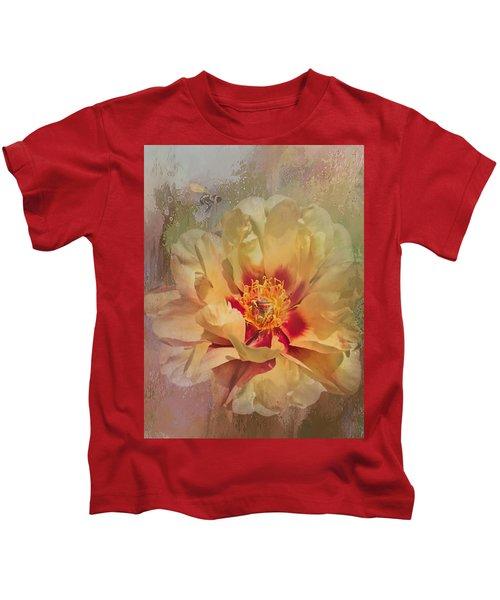 Rayanne's Peony Kids T-Shirt