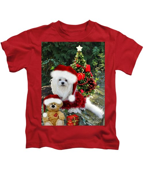 Ready For Christmas Kids T-Shirt