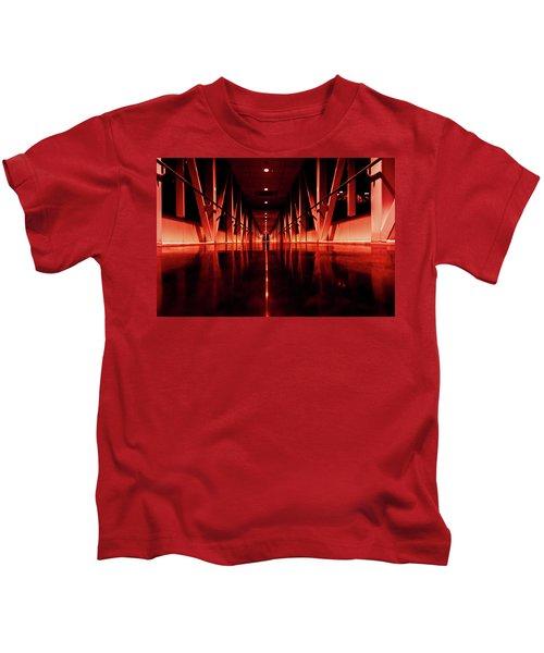 Red Alert Kids T-Shirt