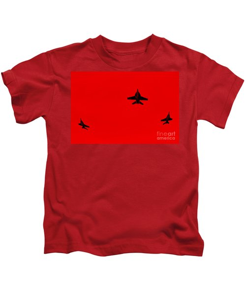 Red Alert Kids T-Shirt
