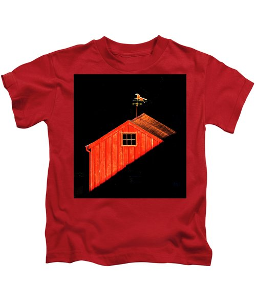 Red Barn Kids T-Shirt