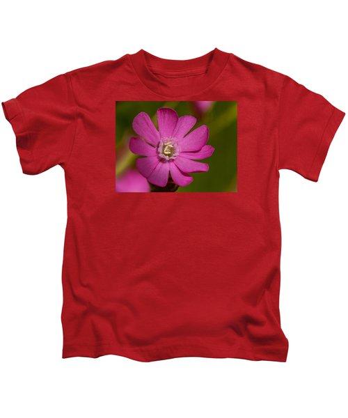 Red Campion Kids T-Shirt