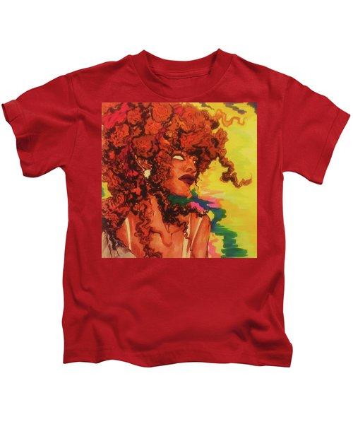Red Dawn Kids T-Shirt