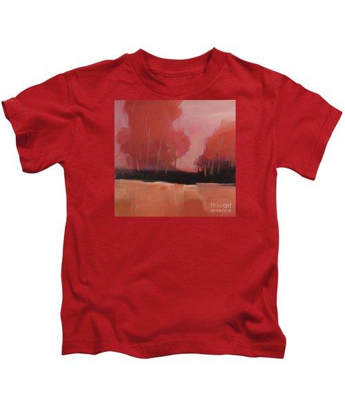 Red Flair Kids T-Shirt