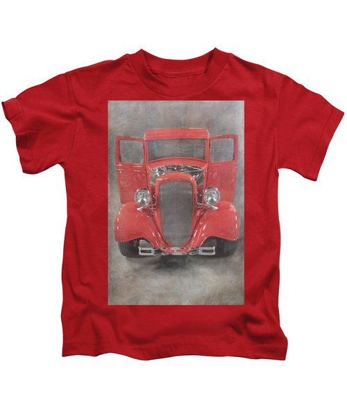 Red Hot Baby Kids T-Shirt