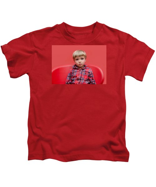 Red On Red Kids T-Shirt