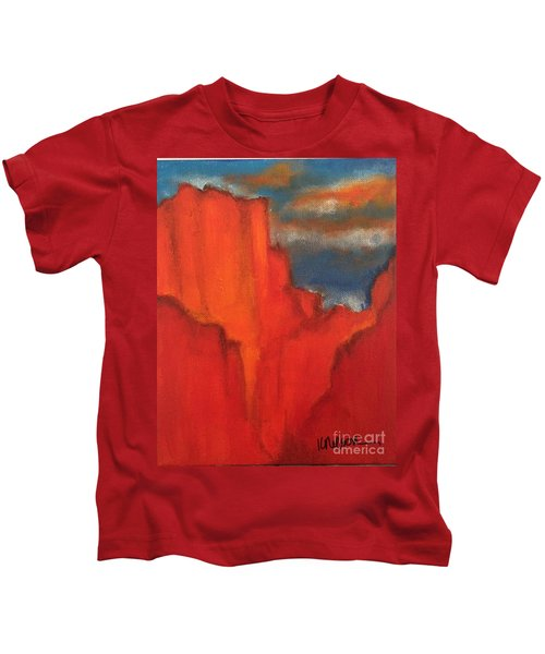 Red Rocks Kids T-Shirt