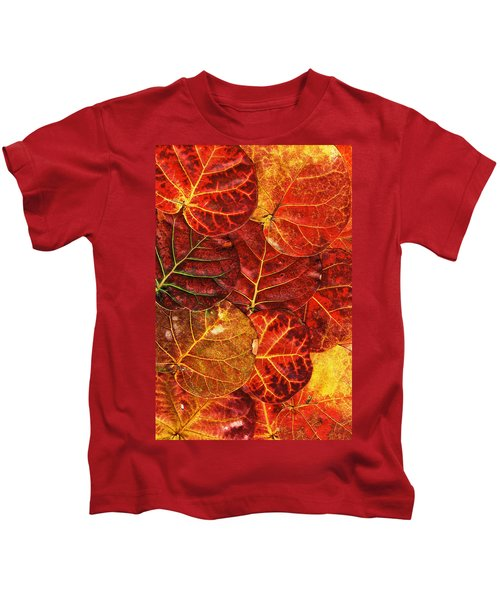 Red Sea Grapes By Sharon Cummings Kids T-Shirt