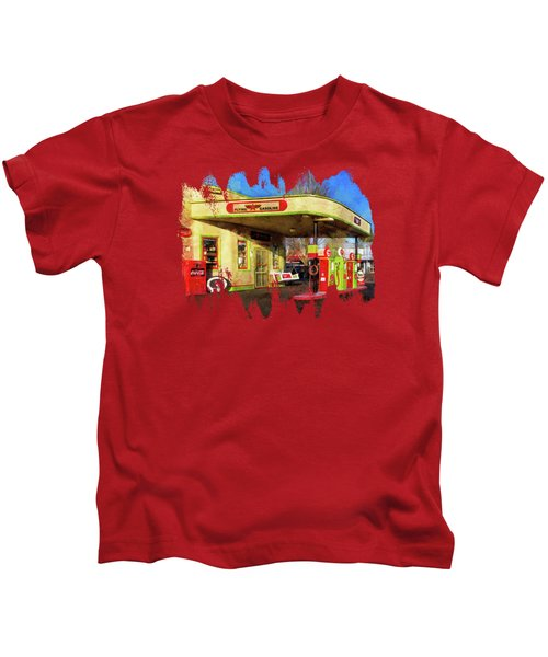 Remember When There Was Service Kids T-Shirt