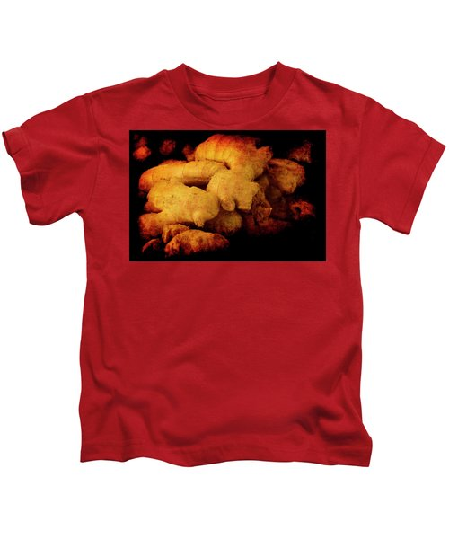 Renaissance Ginger Kids T-Shirt
