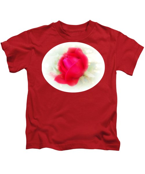 Resting Rose Kids T-Shirt