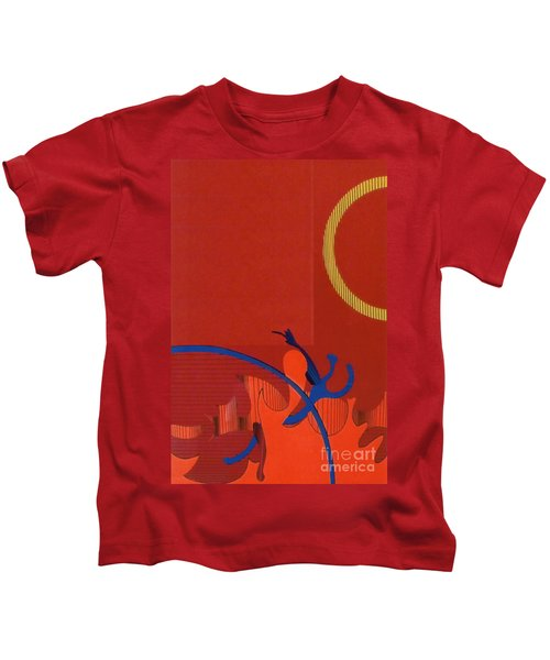 Rfb0118 Kids T-Shirt