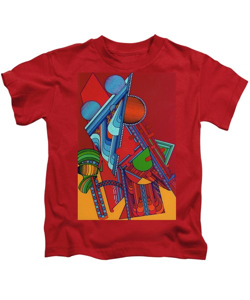 Rfb0301 Kids T-Shirt