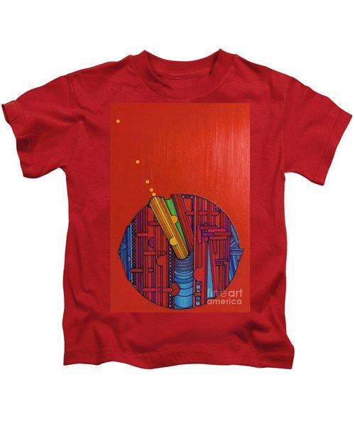 Rfb0302 Kids T-Shirt