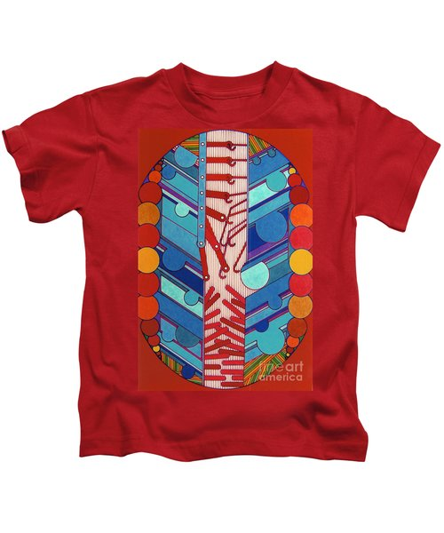 Rfb0304 Kids T-Shirt