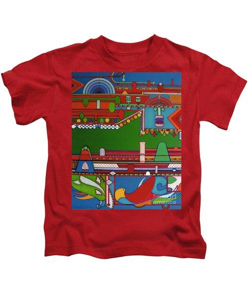 Rfb0404 Kids T-Shirt