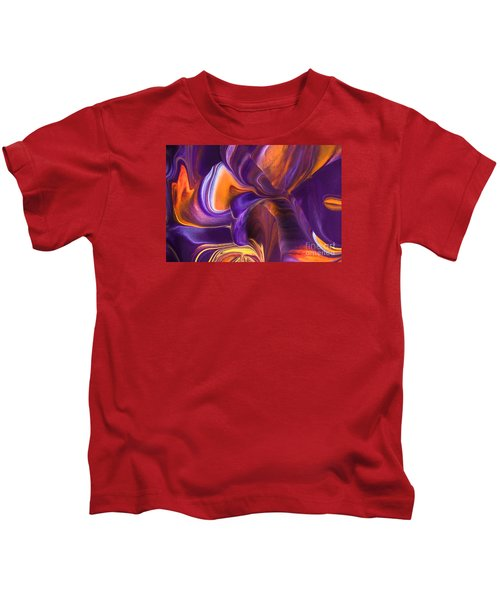 Rhythm Of My Heart Kids T-Shirt