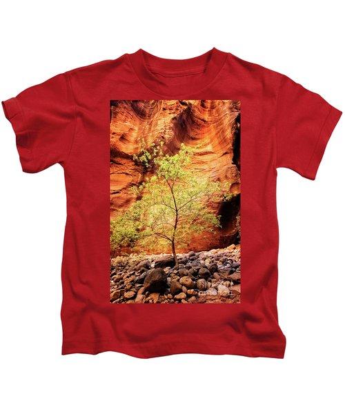 Rock Tree Kids T-Shirt