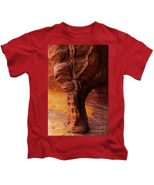 Tree Of Stone Kids T-Shirt