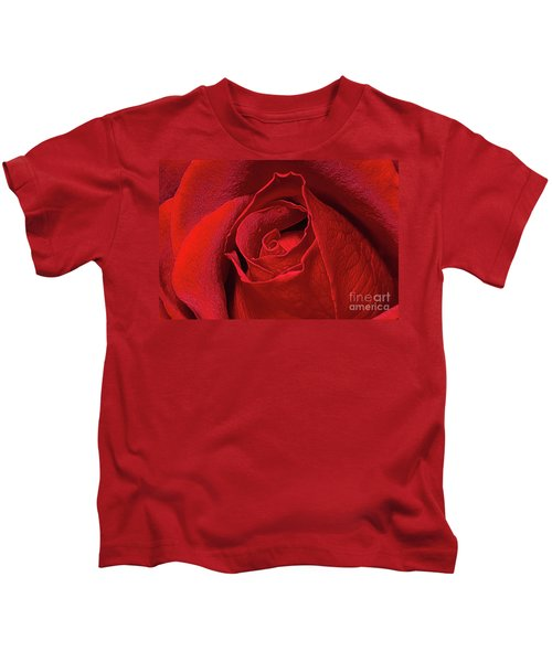 Rose Bud Kids T-Shirt