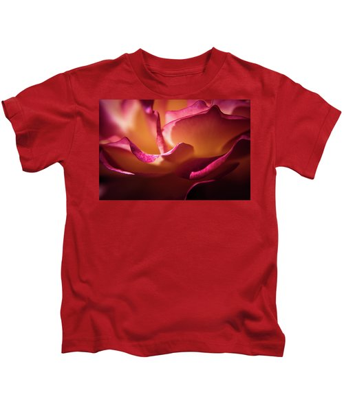 Rose In The Afternoon Kids T-Shirt