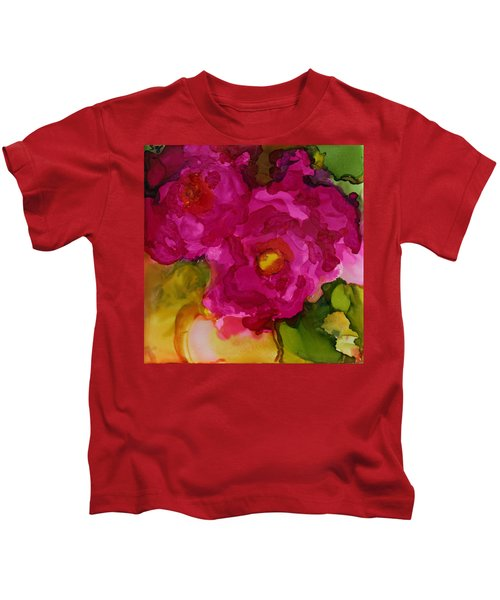 Rose To The Occation Kids T-Shirt