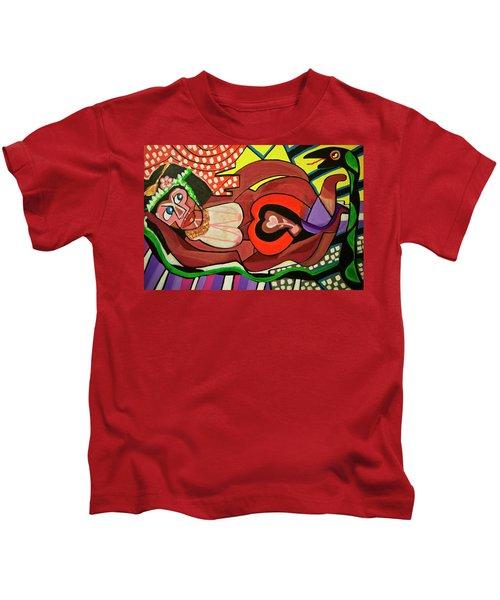 Royalty Queen Kids T-Shirt