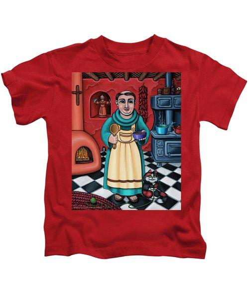 San Pascual Paschal Kids T-Shirt