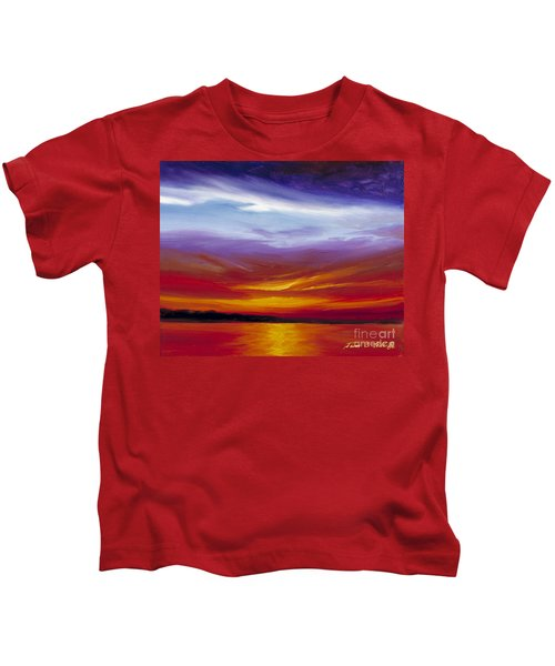 Sarasota Bay I Kids T-Shirt