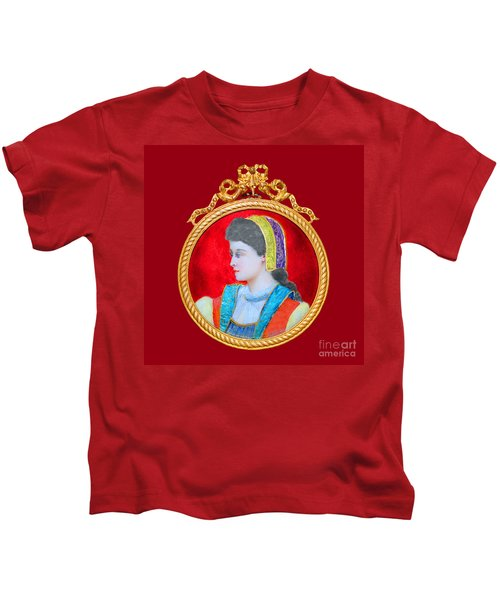 Scandinavian Maiden Limoge Kids T-Shirt