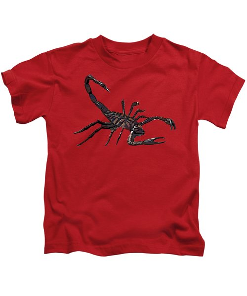 Scorpion Art  Kids T-Shirt
