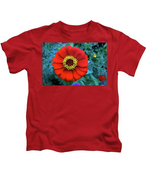 September Red Beauty Kids T-Shirt