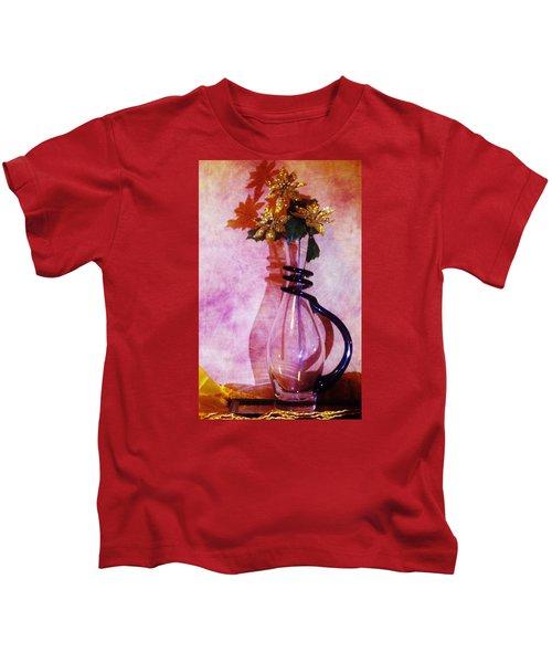 Shadows Of Gold Kids T-Shirt