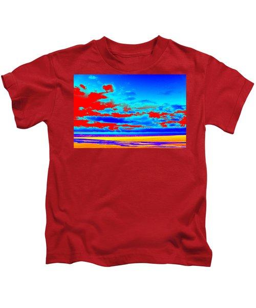 Sky #3 Kids T-Shirt